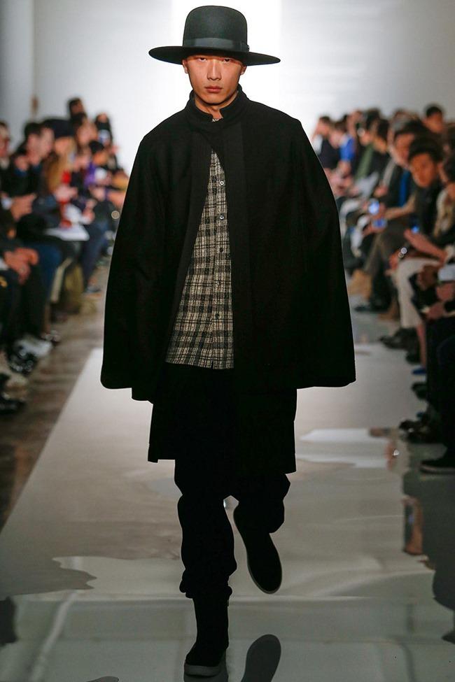 NEW YORK FASHION WEEK Public School Menswear Fall 2014. www.imageamplified.com, Image Amplified (1)