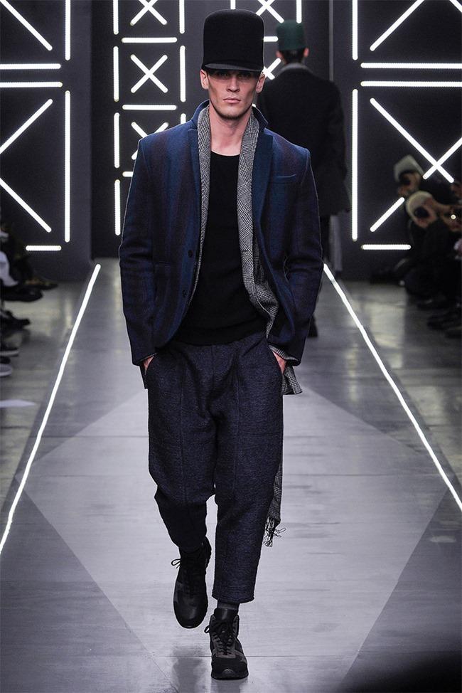 NEW YORK FASHION WEEK Robert Geller Menswear Fall 2014. www.imageamplified.com, Image Amplified (9)