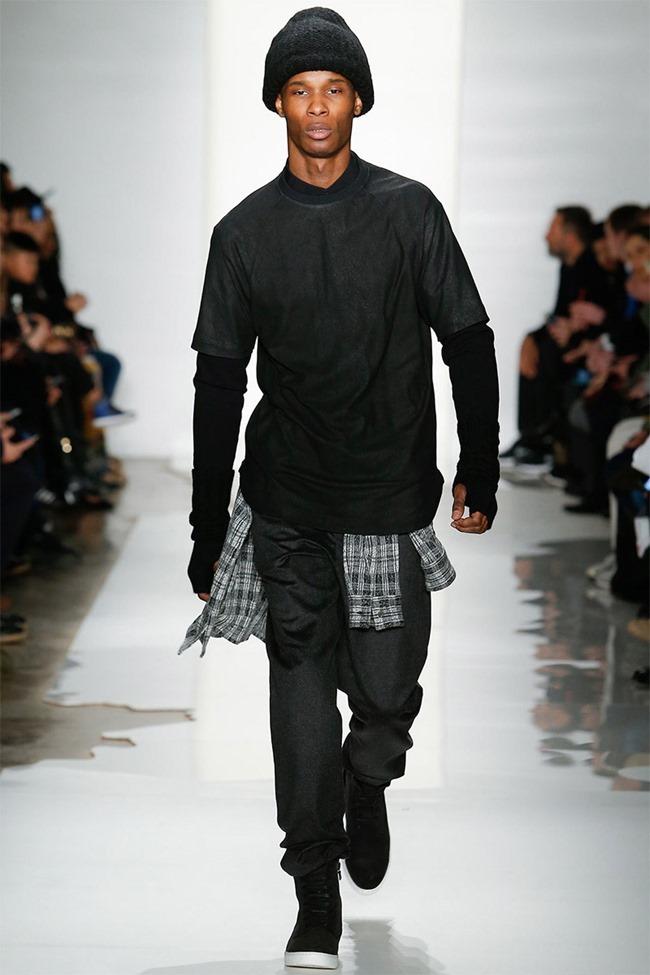 NEW YORK FASHION WEEK Public School Menswear Fall 2014. www.imageamplified.com, Image Amplified (12)
