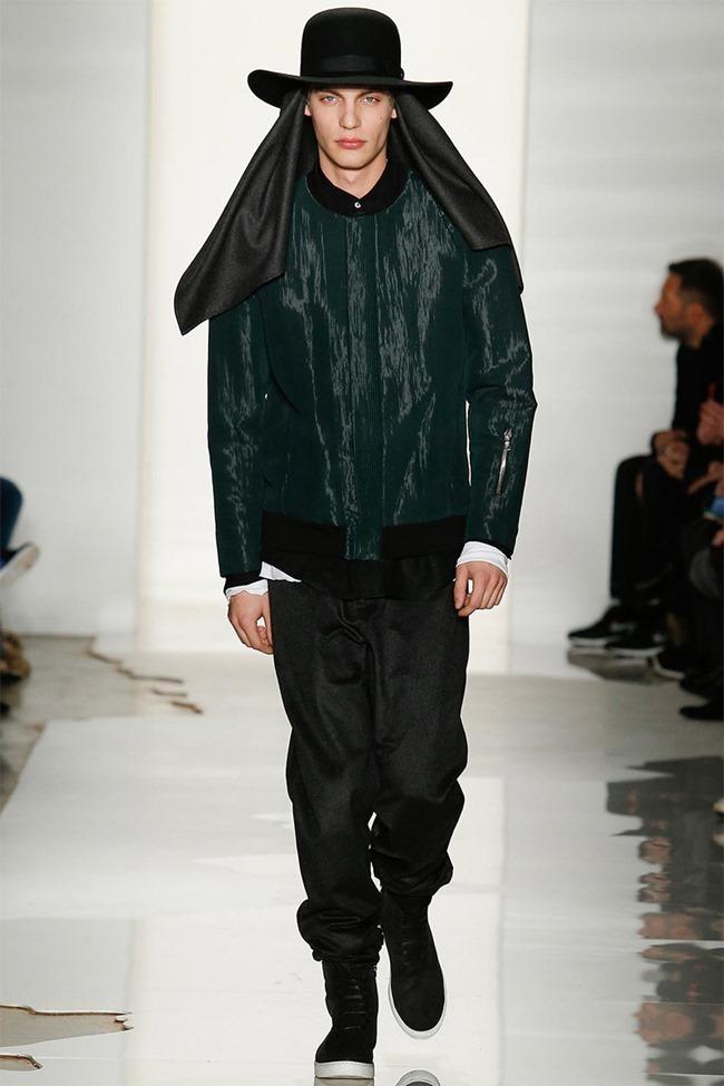 NEW YORK FASHION WEEK Public School Menswear Fall 2014. www.imageamplified.com, Image Amplified (15)