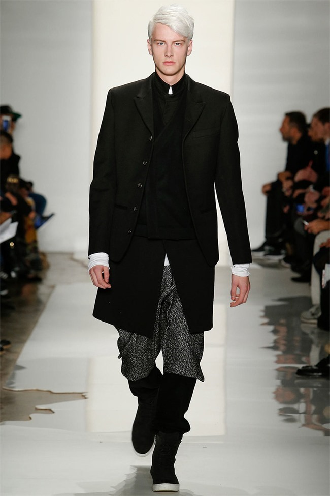 NEW YORK FASHION WEEK Public School Menswear Fall 2014. www.imageamplified.com, Image Amplified (20)