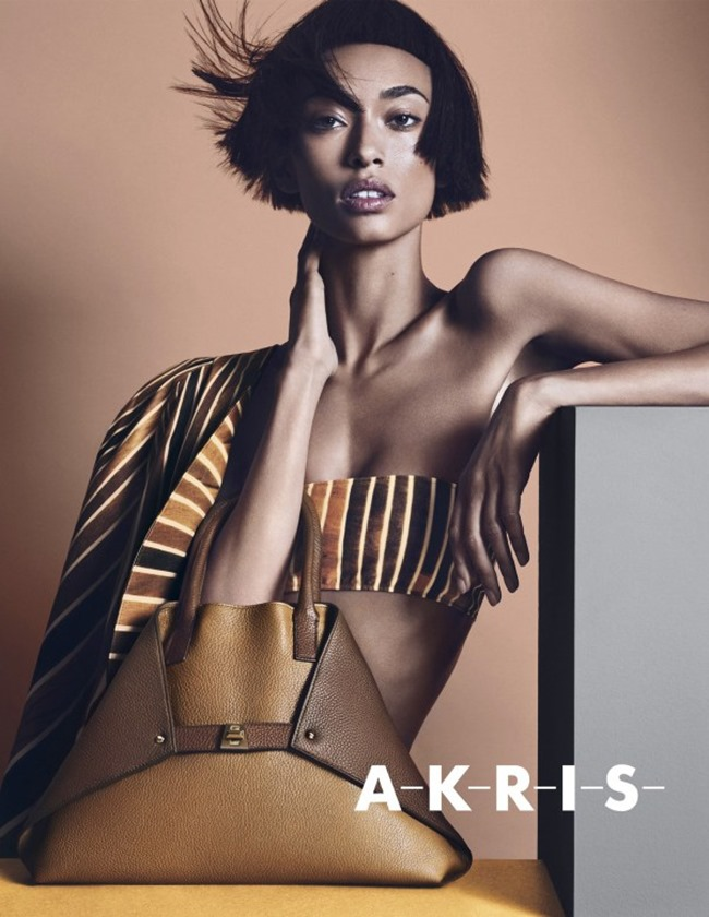 CAMPAIGN Anais Mali for Akris Spring 2014 by Lachlan Bailey. Spela Lenarcic, www.imageamplified.com, Image amplified (2)