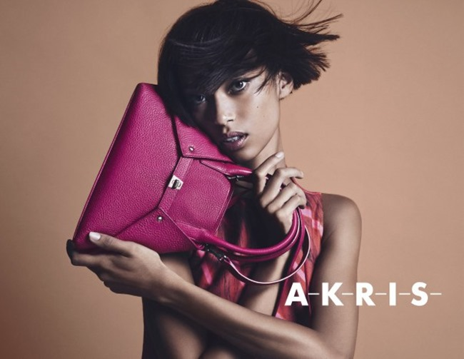 CAMPAIGN Anais Mali for Akris Spring 2014 by Lachlan Bailey. Spela Lenarcic, www.imageamplified.com, Image amplified (4)