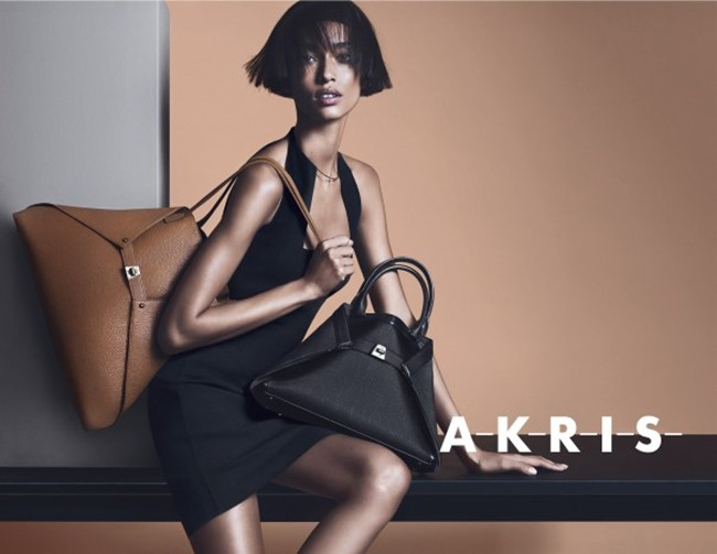 CAMPAIGN Anais Mali for Akris Spring 2014 by Lachlan Bailey. Spela Lenarcic, www.imageamplified.com, Image amplified (6)