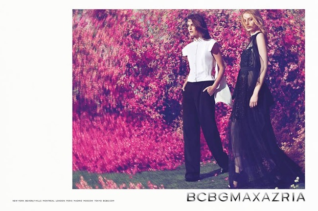 CAMPAIGN Stephanie Hall & Charlotte Wiggs for BCBG Max Azria by Meredith Bruner. Laura Ferrara, www.imageamplified.com, Image Amplified (1)