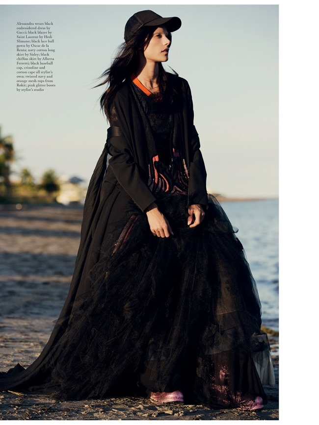 LOVE MAGAZINE Alessandra Ambrosio in As The Sun Goes Down by David Armstrong. Panos Yiapanis, Spring 2014, www.imageamplified.com, Image Amplified (7)