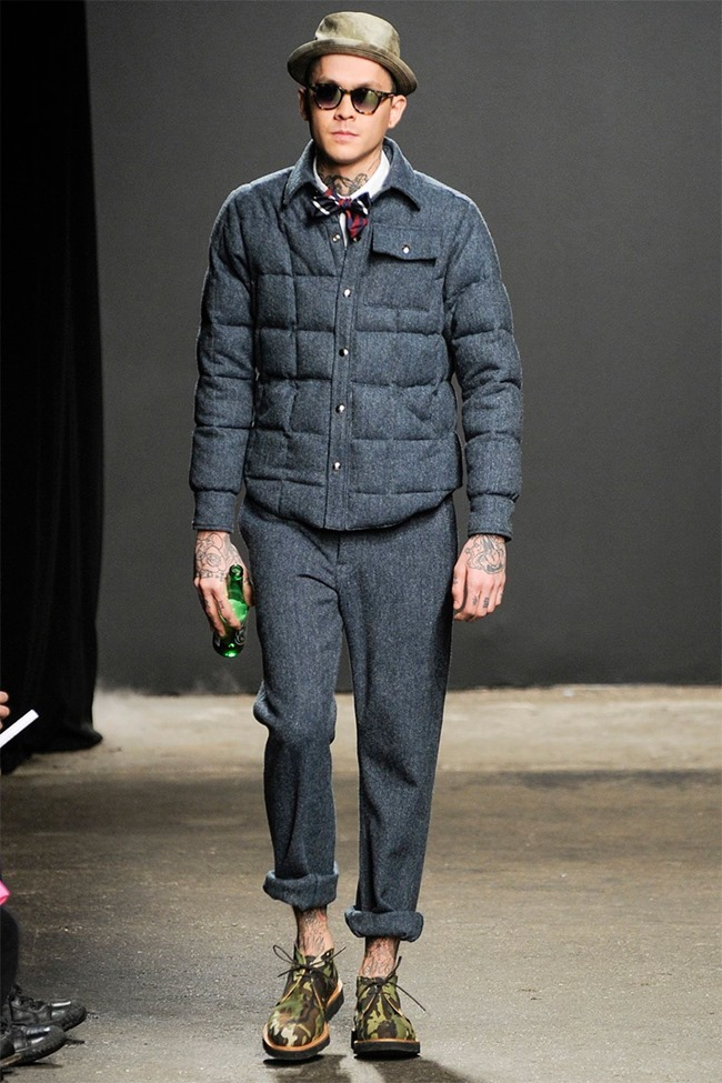 NEW YORK FASHION WEEK Mark McNairy Fall 2014. www.imageamplified.com, Image Amplified (11)