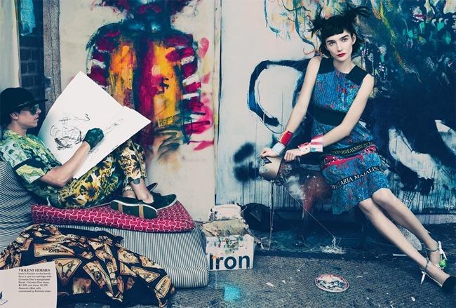 VOGUE AUSTRALIA Janice Alida in Lister's Lady by Emma Summerton. Jillian Davison, March 2014, www.imageamplified.com, Image Amplified (1)