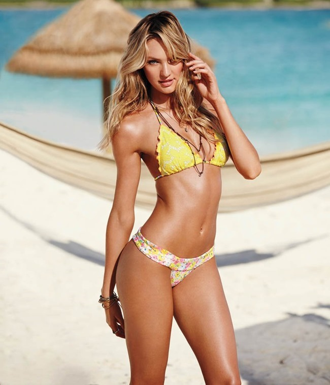 CAMPAIGN Candice Swanepoel for Victoria's Secret Spring 2014. www.imageamplified.com, Image Amplified (16)