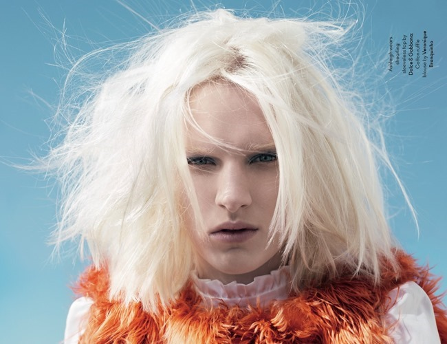 ANOTHER MAGAZINE Beauty by Willy Vanderperre. Olivier Rizzo, Spring 2014, www.imageamplified.com, Image Amplified (4)