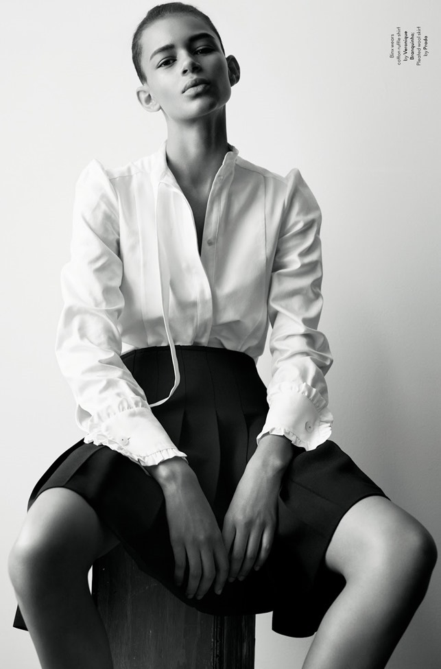 ANOTHER MAGAZINE Beauty by Willy Vanderperre. Olivier Rizzo, Spring 2014, www.imageamplified.com, Image Amplified (9)