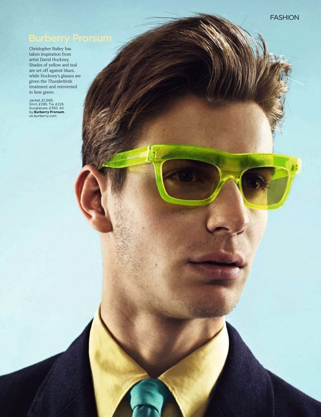 GQ MAGAZINE The Collections Spring 2014 by Guzman. Jo Levin, March 2014, www.imageamplified.com, Image Amplified (12)