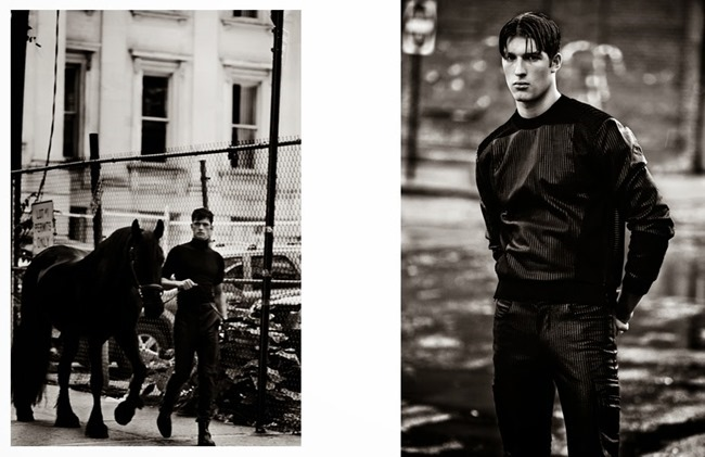 HERCULES MAGAZINE Sean O'Pry, Harry Pulley, Zac Steiner & Louis Steyaert in Where Do You Run To by Txema Yeste. Francesco Sourigues, Spring 2014, www.imageamplified.com, Image Amplified (2)