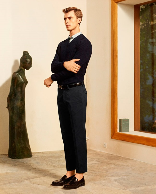 LOOKBOOK Clement Chabernaud for De Fursac Spring 2014 by Jamie Hawkesworth, www.imageamplified.com, Image Amplified (10)