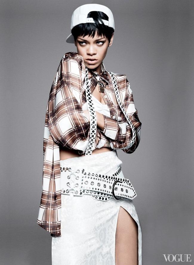VOGUE MAGAZINE Rihanna by David Sims. Tonne Goodman, March 2014, www.imageamplified.com, Image Amplified (7)