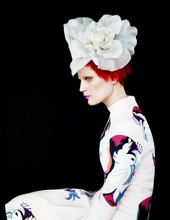 MUSE MAGAZINE Guinevere van Seenus in Portrait of a Lady by Erik Madigan Heck. Yana Kamps, Spring 2014, www.imageamplified.com, Image Amplified (5)