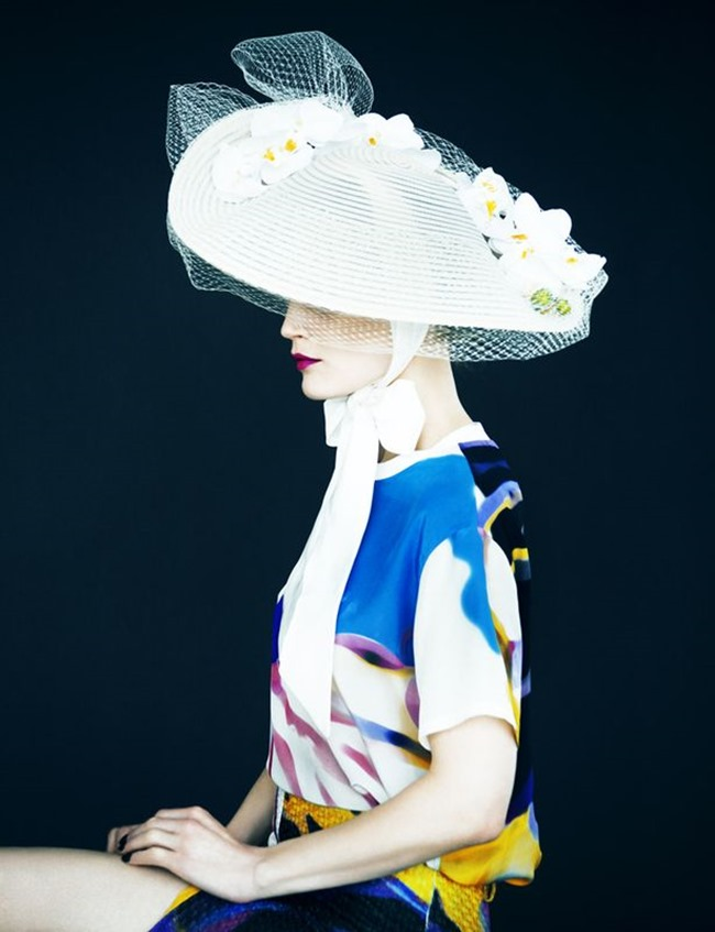 MUSE MAGAZINE Guinevere van Seenus in Portrait of a Lady by Erik Madigan Heck. Yana Kamps, Spring 2014, www.imageamplified.com, Image Amplified (10)