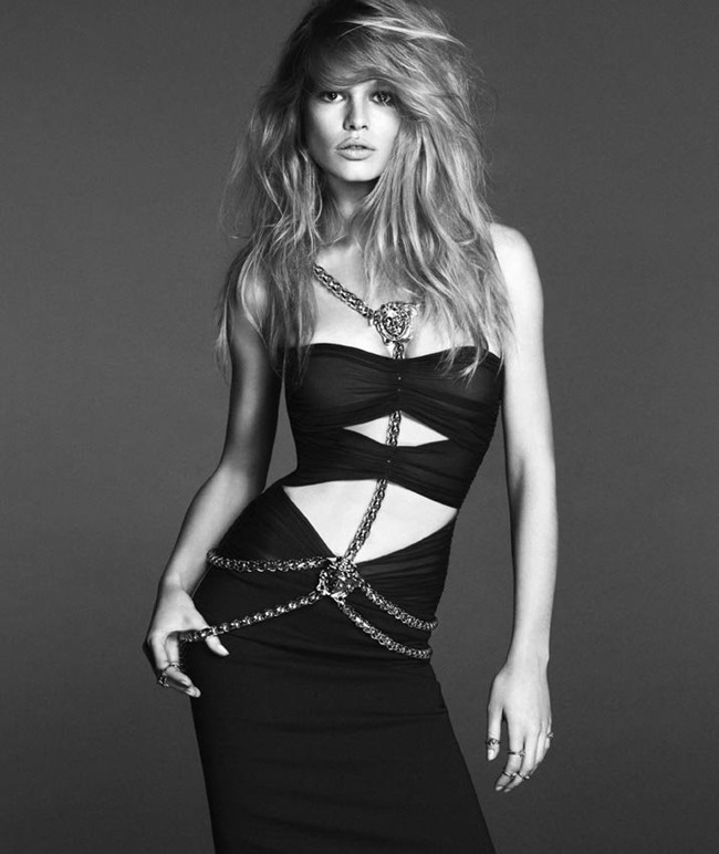 CAMPAIGN Anna Ewers for Versace Spring 2014 by Mert & Marcus. Joe McKenna, www.imageamplified.com, Image Amplified (4)