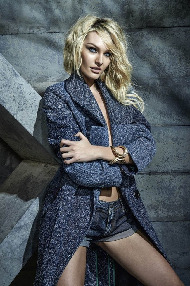 CAMPAIGN Candice Swanepoel & Jonatan Frenk for Iabel Forum Fall 2014 by Zee Nunes. www.imageamplified.com, Image Amplified (2)