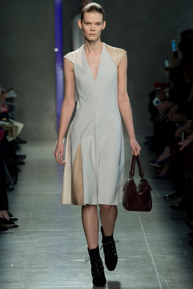 MILAN FASHION WEEK Bottega Veneta RTW Fall 2014. www.imageamplified.com, Image Amplified (11)
