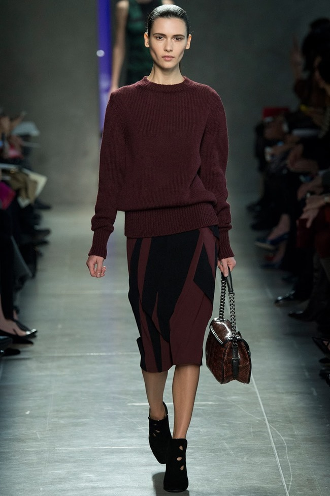 MILAN FASHION WEEK Bottega Veneta RTW Fall 2014. www.imageamplified.com, Image Amplified (14)