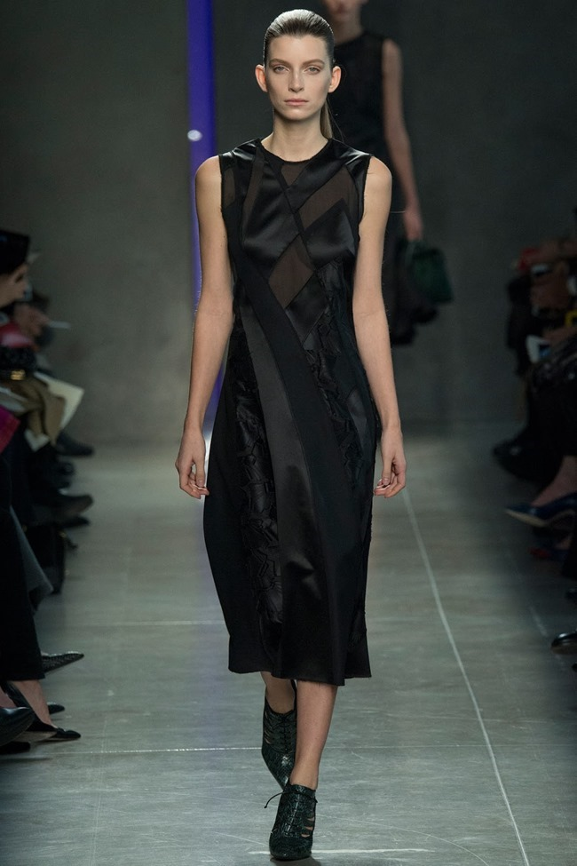 MILAN FASHION WEEK Bottega Veneta RTW Fall 2014. www.imageamplified.com, Image Amplified (17)