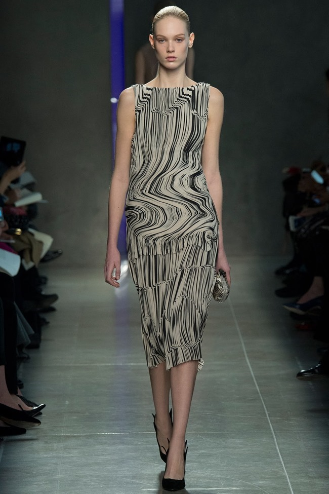 MILAN FASHION WEEK Bottega Veneta RTW Fall 2014. www.imageamplified.com, Image Amplified (29)