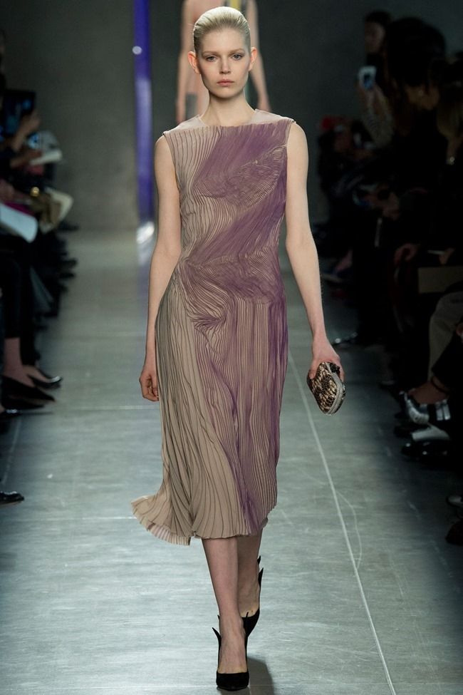 MILAN FASHION WEEK Bottega Veneta RTW Fall 2014. www.imageamplified.com, Image Amplified (30)