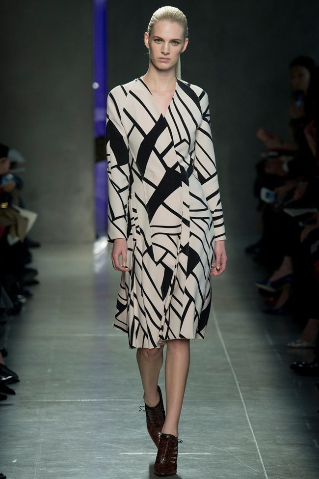 MILAN FASHION WEEK Bottega Veneta RTW Fall 2014. www.imageamplified.com, Image Amplified (39)