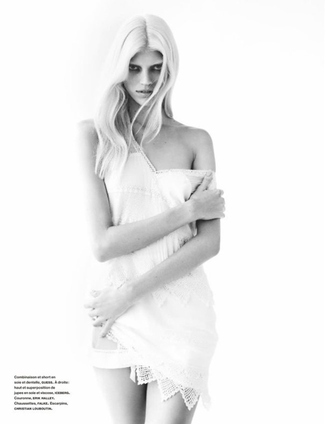 NUMERO MAGAZINE Devon Windsor by Billy Kidd. Charles Varenne, March 2014, www.imageamplified.com, Image Amplified (5)