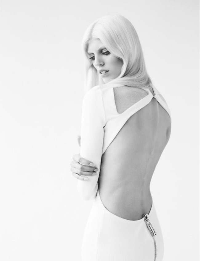 NUMERO MAGAZINE Devon Windsor by Billy Kidd. Charles Varenne, March 2014, www.imageamplified.com, Image Amplified (1)
