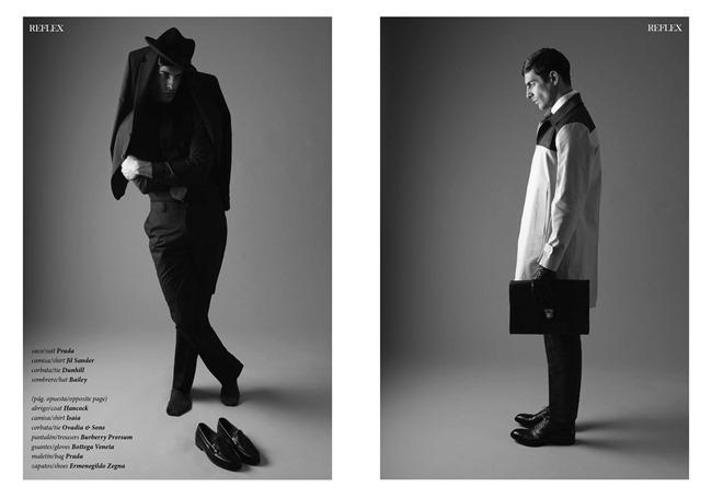 REFLEX MAGAZINE Tao Fernandez Caino with New York Models by Michael Del Buono. Alexandra Bickerdike, Spring 2014, www.imageamplified.com, Image Amplified (3)