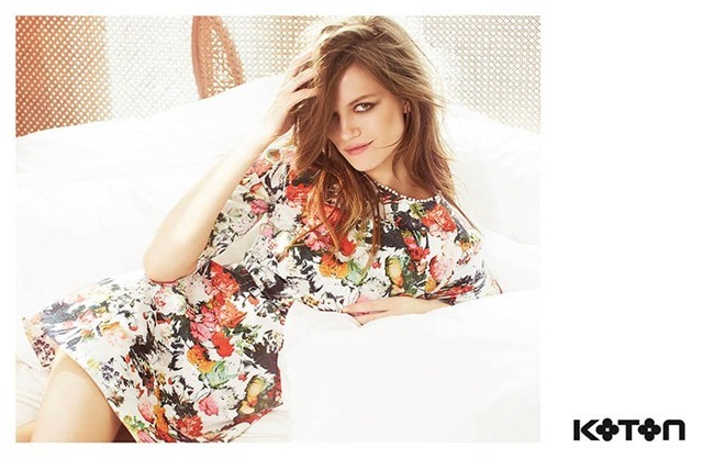 CAMPAIGN Kasia Struss for Koton Spring 2014 by Emre Dogru. www.imageamplified.com, Image Amplified (1)