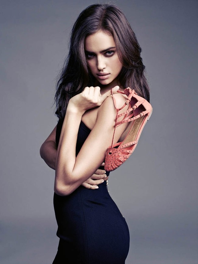 CAMPAIGN Irina Shayk & Stephen Jamees for XTI Spring 2014. www.imageamplified.com, Image Amplified (2)