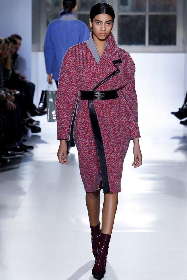 PARIS FASHION WEEK Balenciaga RTW Fall 2014. www.imageamplified.com, Image Amplified (15)