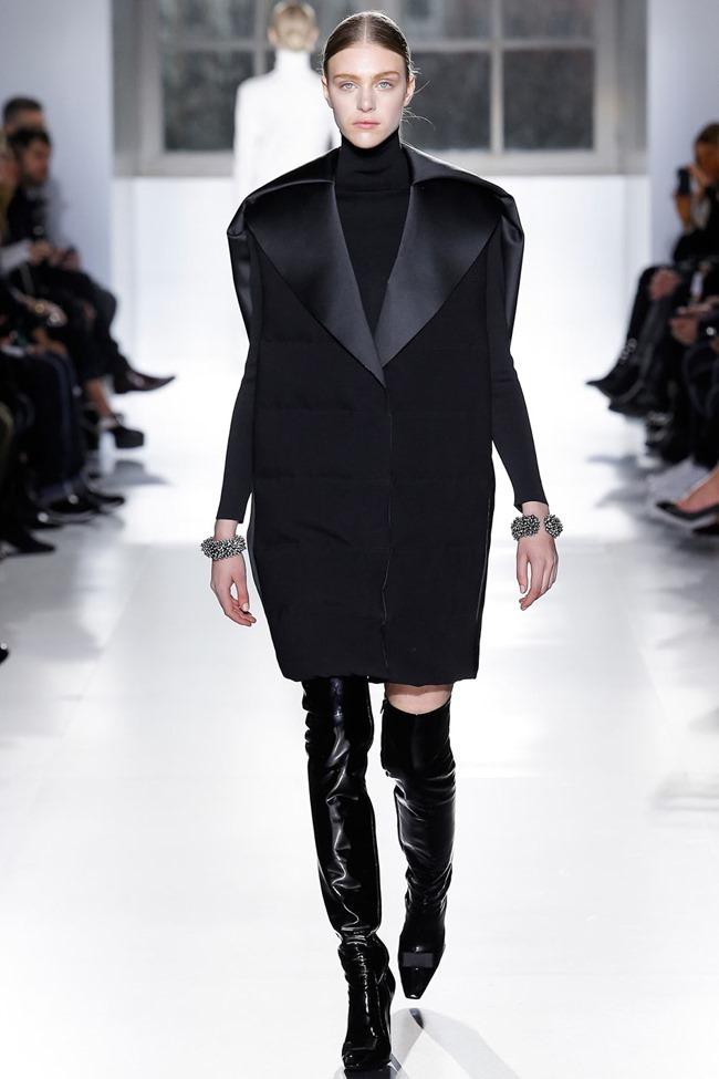 PARIS FASHION WEEK Balenciaga RTW Fall 2014. www.imageamplified.com, Image Amplified (27)