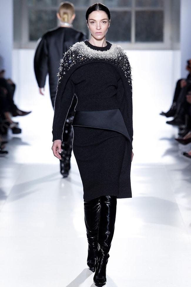 PARIS FASHION WEEK Balenciaga RTW Fall 2014. www.imageamplified.com, Image Amplified (29)