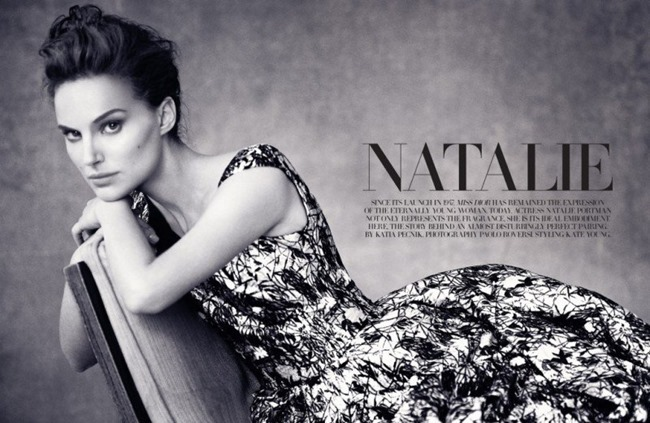 DIOR MAGAZINE Natalie Portman by Paolo Roversi. Kate Young, Spring 2014, www.imageamplified.com, Image Amplified (4)