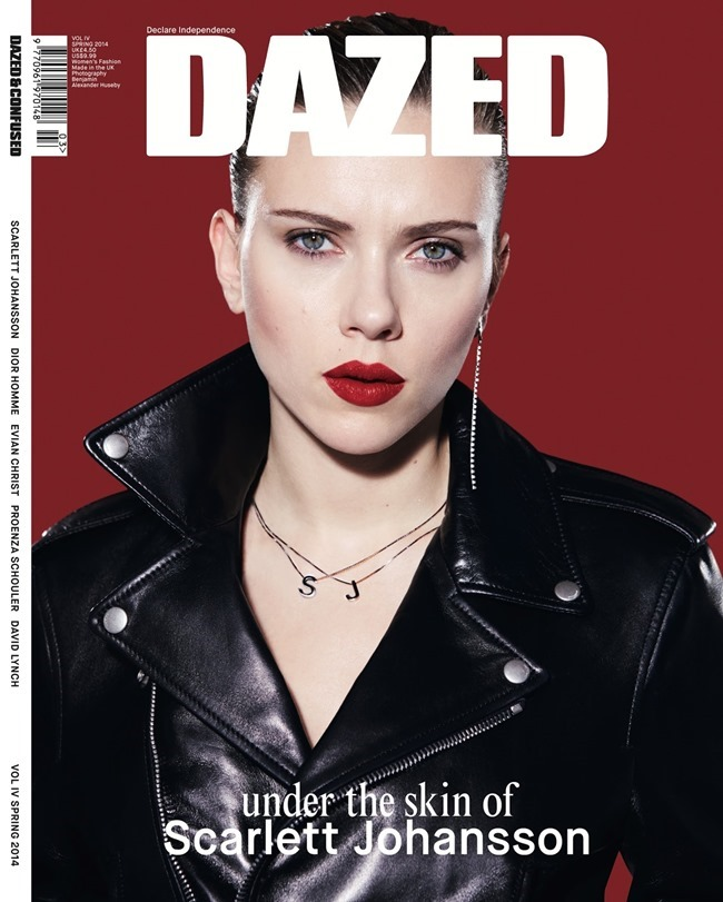 DAZED & CONFUSED MAGAZINE Scarlett Johansson by Benjamin Alexander Huseby. Jacob K, March 2014, www.imageamplified.com, Image Amplified (2)
