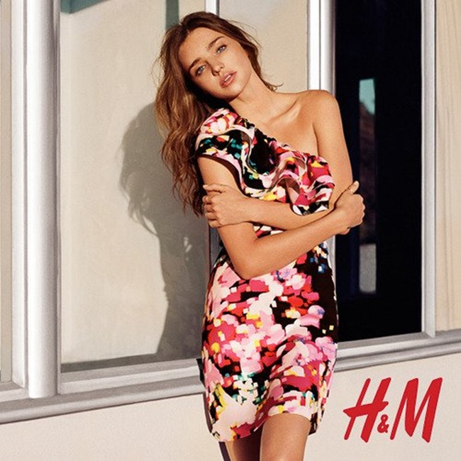 CAMPAIGN Miranda Kerr for H&M Spring 2014. www.imageamplified.com, Image Amplified (2)