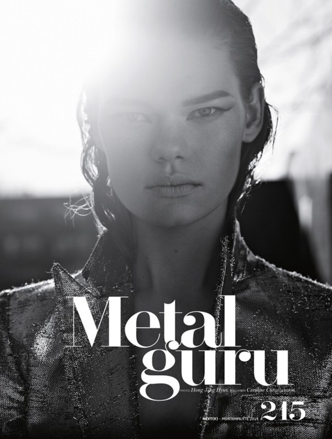MIXT(E) MAGAZINE Kelly Mittendorf in Metal Guru by Hong Jang Hyun. Caroline Christiansson-Gallois, Spring 2014, www.imageamplified.com, Image Amplified (9)