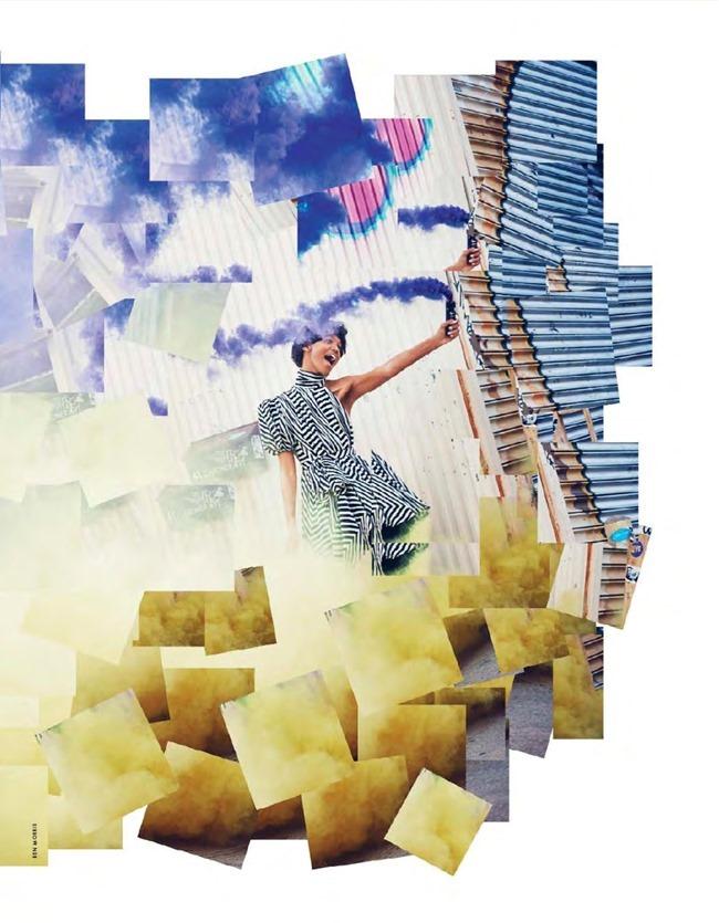 ELLE FRANCE Liya Kebede in Free Liya by Ben Morris. Tamara Taichman, February 2014, www.imageamplified.com, Image Amplified (10)