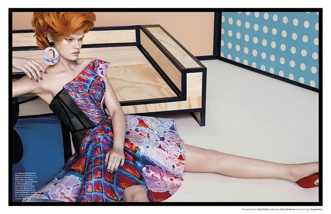 L'OFFICIEL SINGAPOR Kelly Mittendorf in Pop Art by An Le. Phuong My, March 2014, www.imageamplified.com, Image Amplified (9)