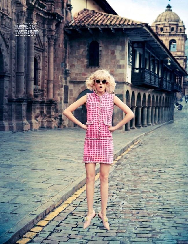 TATLER MAGAZINE Josefien Rodermans in Cool As Cusco by Ruven Afanador. Ailsa Miller, April 2014, www.imageamplified.com, Image amplified (6)