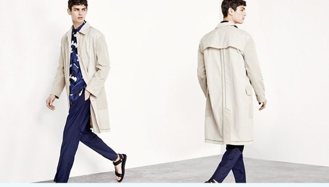 CAMPAIGN Arthur Gosse in Modern Mix for H&M Spring 2014. www.imageamplified.com, Image Amplified (1)