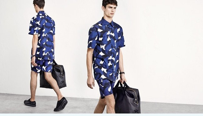 CAMPAIGN Arthur Gosse in Modern Mix for H&M Spring 2014. www.imageamplified.com, Image Amplified (5)
