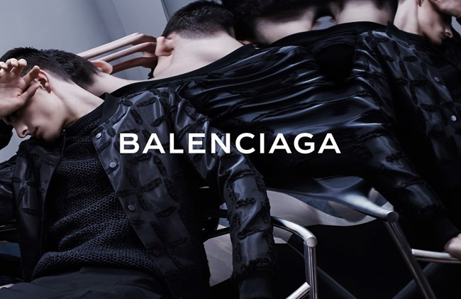 CAMPAIGN Chamberlain Hinkley for Balenciaga Spring 2014 by Josh Olins. Robbie Spencer, www.imageamplified.com, Image Amplified (4)