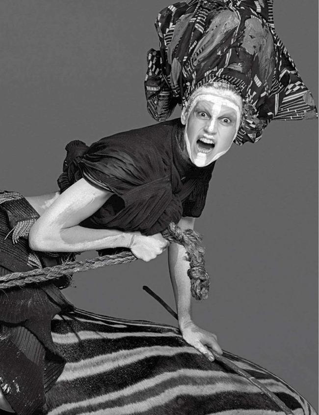 VOGUE ITALIA Saskia De Brauw in Abracadabra by Steven Meisel. Marie-Amelie Sauve, March 2014, www.imageamplified.com, Image Amplified (11)