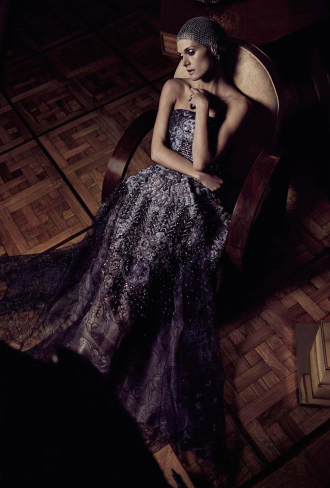 VOGUE ITALIAMalgosia Bela in High Allure by Yelena Yemchuk. Anastasia Barbieri, March 2014, www.imageamplified.com, Image Amplified (6)