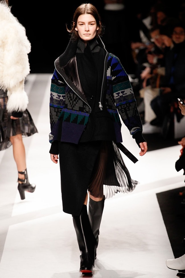 PARIS FASHION WEEK Sacai RTW Fall 2014. www.imageamplified.com, Image Amplified (31)